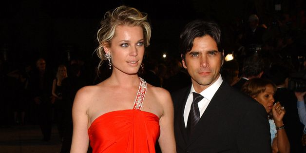 John Stamos Says Rebecca Romijn Stopped Him From Starring On 'Nip/Tuck'