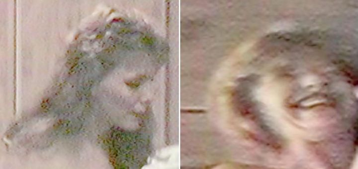 Two unidentified women that are on videos allegedly owned by William Devin Howell.