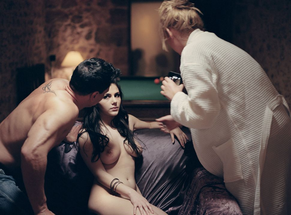 Порно со съемок одного фильма фото 557-833