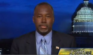 Republican presidential candidate Ben Carson continued to clarify comments he recently made about Muslims.