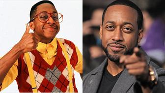 "Jaleel White may be bringing back, ""Did I do that?"""
