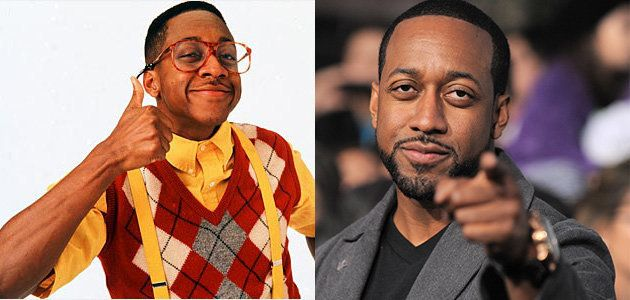 """Jaleel White may be bringing back, """"Did I do that?"""""""