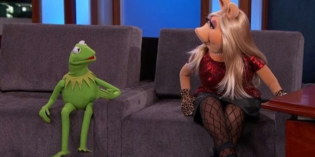 Kermit And Miss Piggy Explain Their Split In Awkward Interview