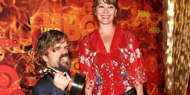 Peter Dinklage Might've Spit His Gum Into Wife's Mouth Before Getting His Emmy