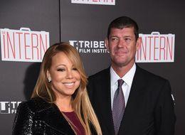 Mariah Carey And Billionaire Boyfriend Make Their Red Carpet Debut As A Couple
