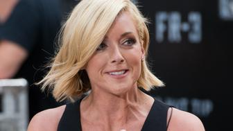 NEW YORK, NY - AUGUST 24:  Jane Krakowski attends NBC's 'Today' at Rockefeller Plaza on August 24, 2015 in New York City.  (Photo by Noam Galai/WireImage)