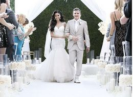 MTV Star Rob Dyrdek Got Married And The Photos Are Just Gorgeous
