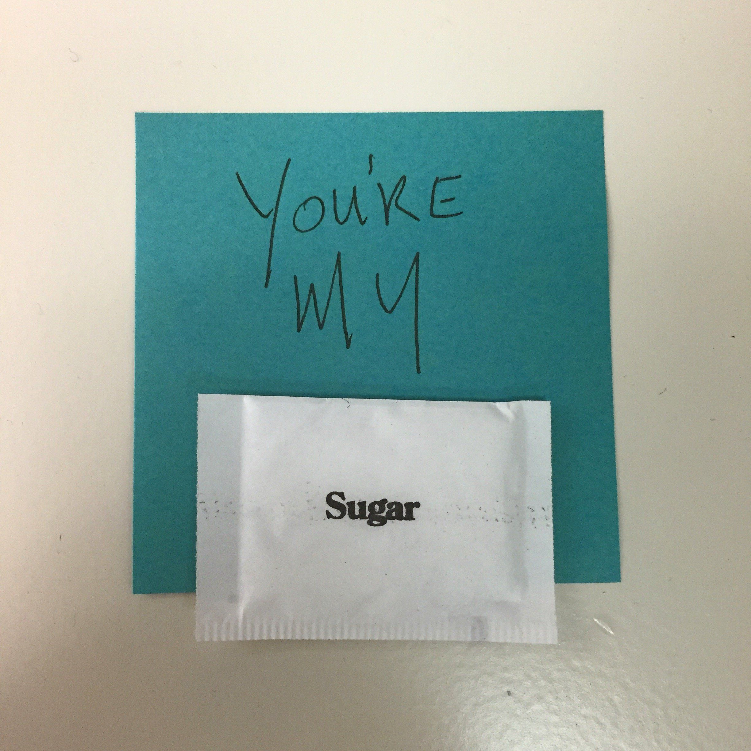 Cute post it notes to leave your boyfriend