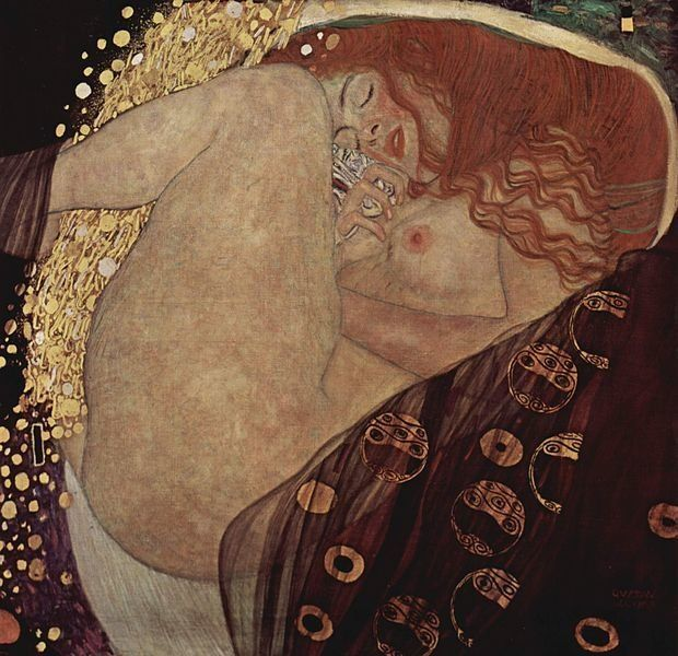 Рыжеволосые девушки в творчестве Великих художников