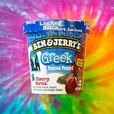 Cherry Garcia ice cream, we pray, will always be a frozen aisle staple. It also exists in the form of frozen yogurt, but in 2