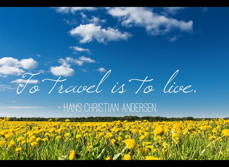 Favorite travel quote from Trippy member Claus Anderson: