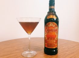 Kahlua's Pumpkin Spice Flavor Is Exactly What You'd Expect