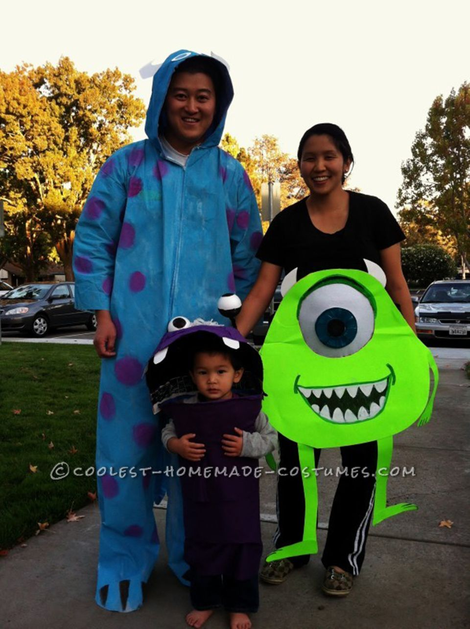 Halloween Costumes For Family Of 3 And Pregnant.33 Creative Halloween Costumes Just For Pregnant Women