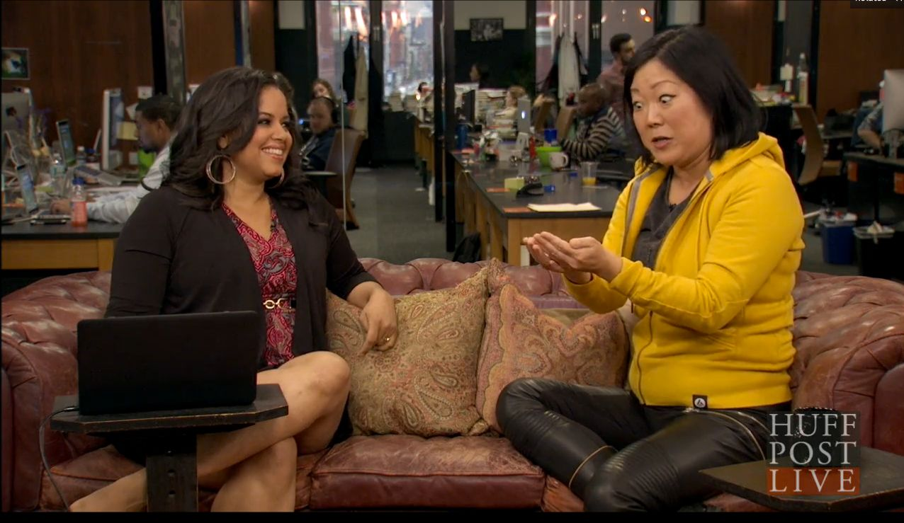 Margaret Cho talks with HuffPost Live.