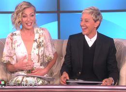 Watch Ellen Degeneres & Portia de Rossi Play The 'Not-So-Newlywed' Game