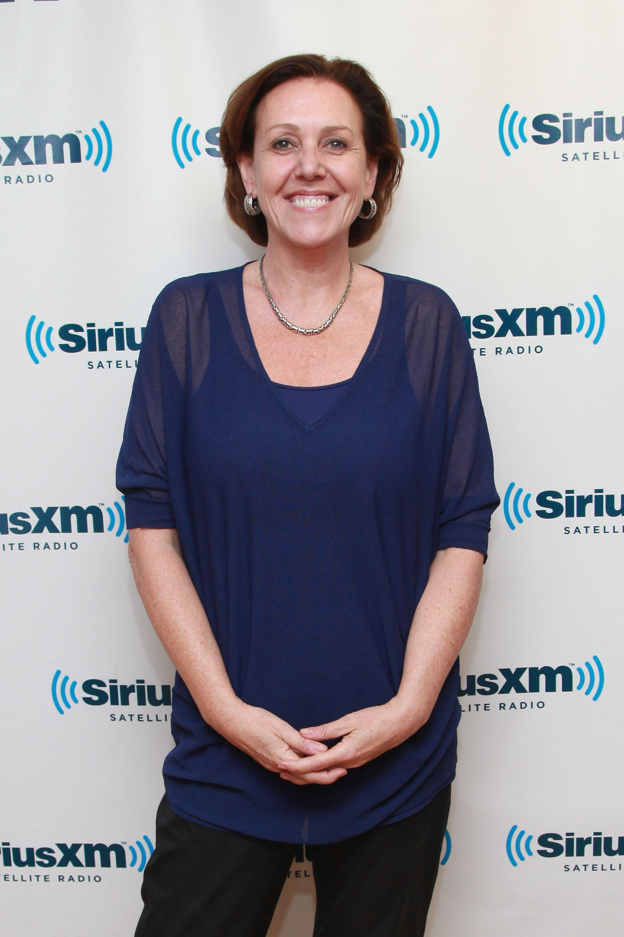 NEW YORK, NY - AUGUST 24:  Salon Editor-at-large Joan Walsh visits SiriusXM Studio on August 24, 2012 in New York City.  (Photo by Taylor Hill/Getty Images)