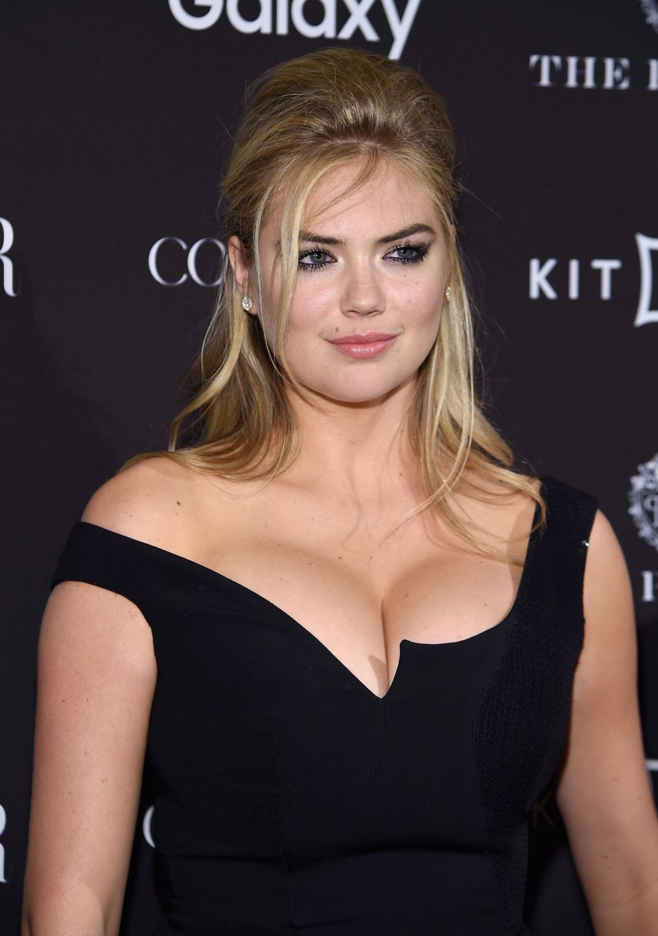 NEW YORK, NY - SEPTEMBER 16:  Kate Upton attends the 2015 Harper's BAZAAR ICONS Event at The Plaza Hotel on September 16, 201