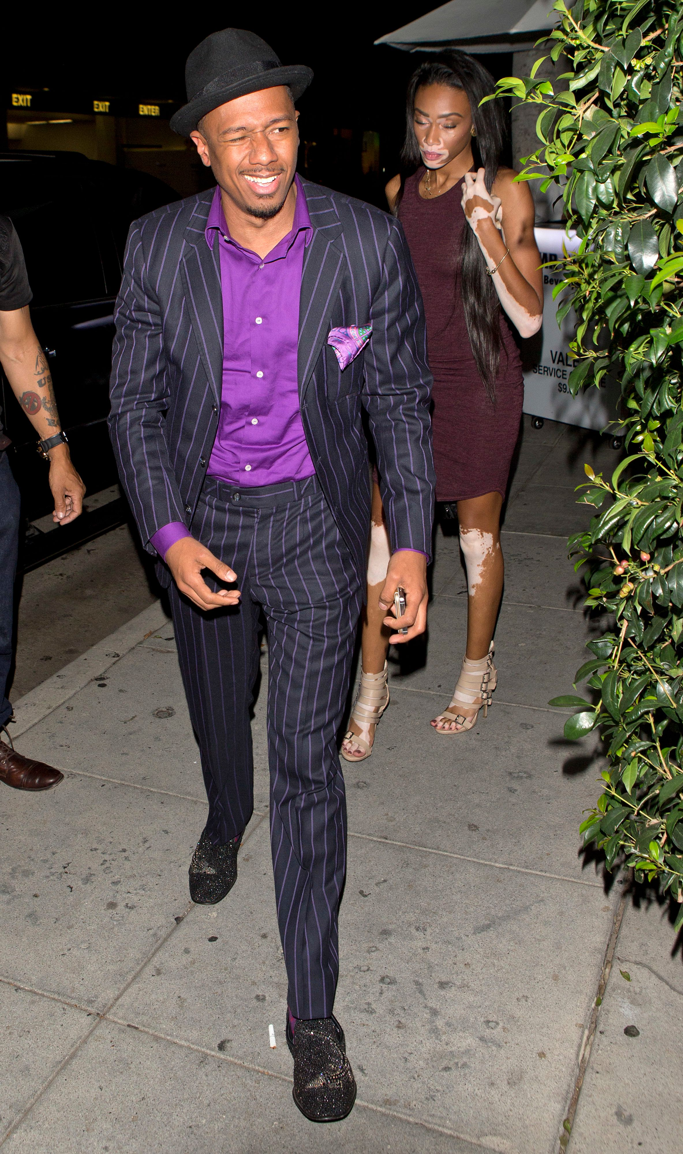 Nick cannon dating asian