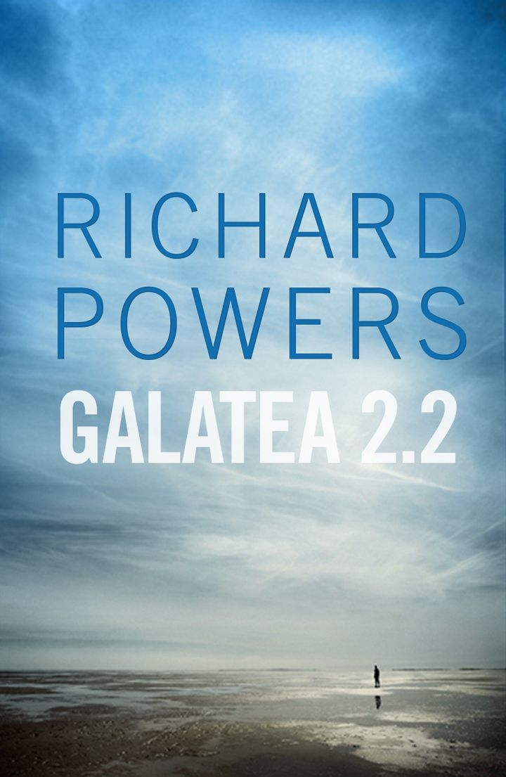 an analysis of from galatea 22 by richard powers