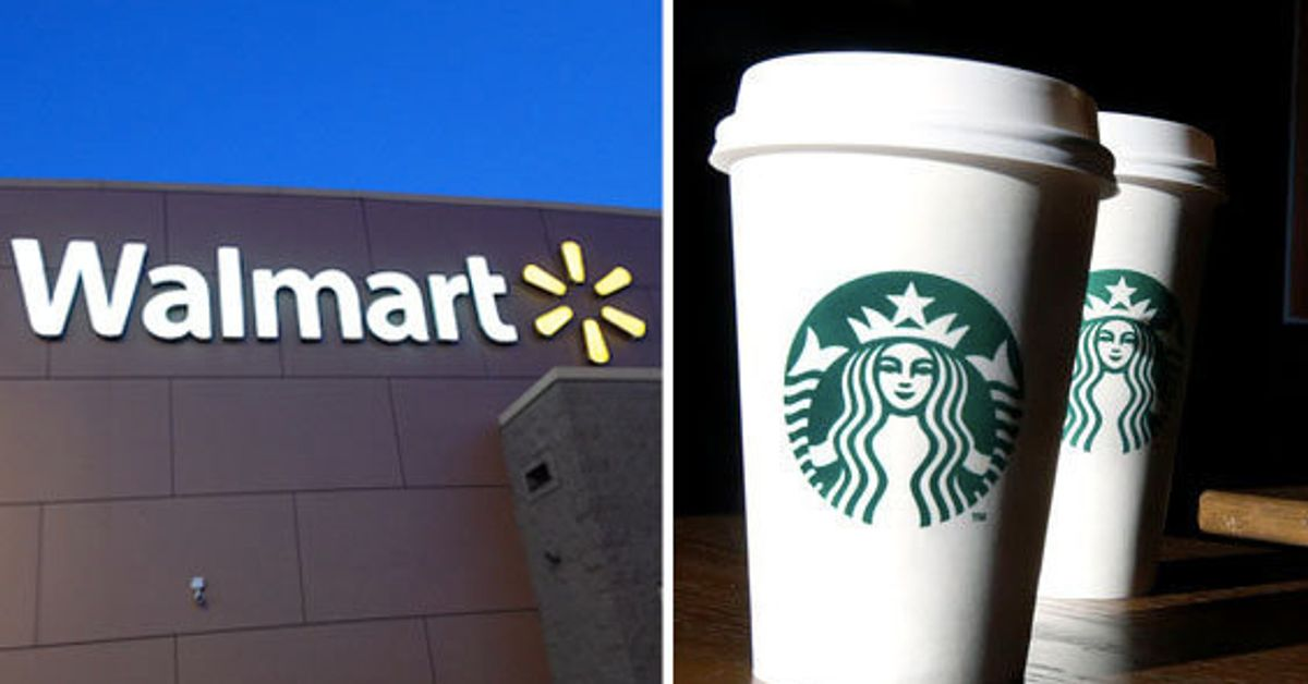 sustainability walmart vs starbucks Trend analysis and comparison to benchmarks of walmart's profitability ratios such as net profit margin, roe and roa.