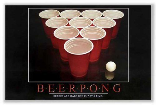 1. For You, Beer Pong Wasnu0027t Just A Game. It Was A Religion. Part 43