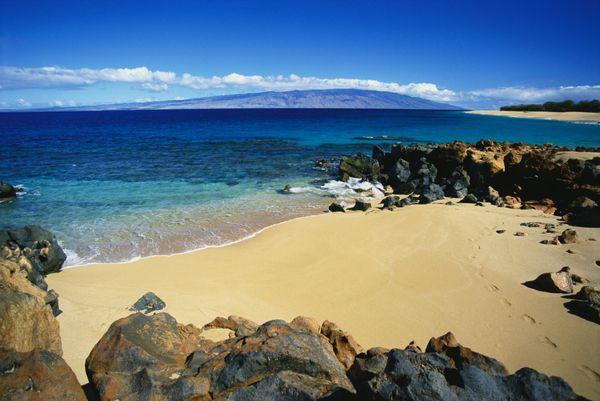 "You'll need a<a href=""http://www.gohawaii.com/en/lanai/regions-neighborhoods/north-lanai/polihua-beach/"">four-wheel dri"