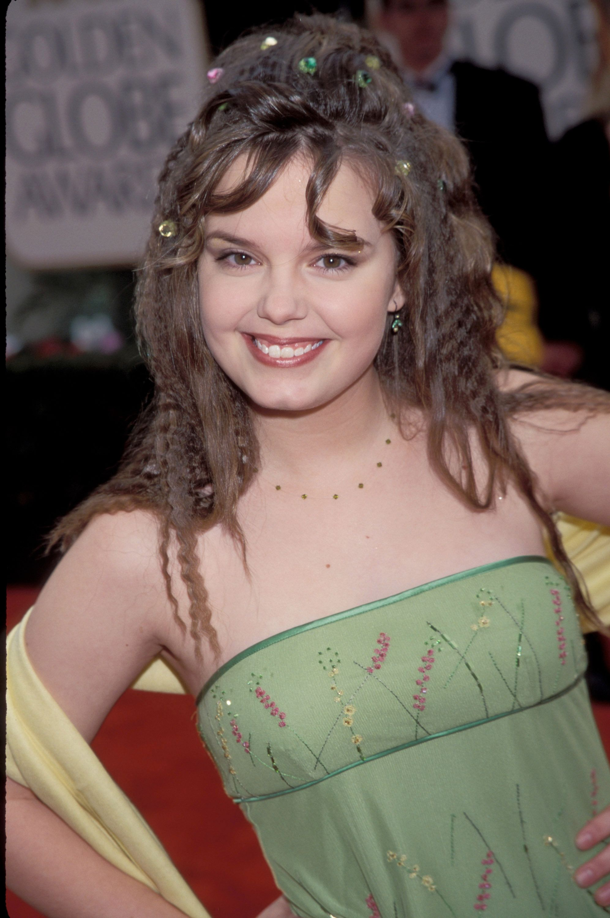 kimberly j brown is heading back to her halloweentown