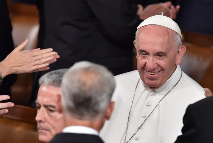 Pope Francis touched on many topics in his speech to Congress, but conservativesmay have expected him to say more about