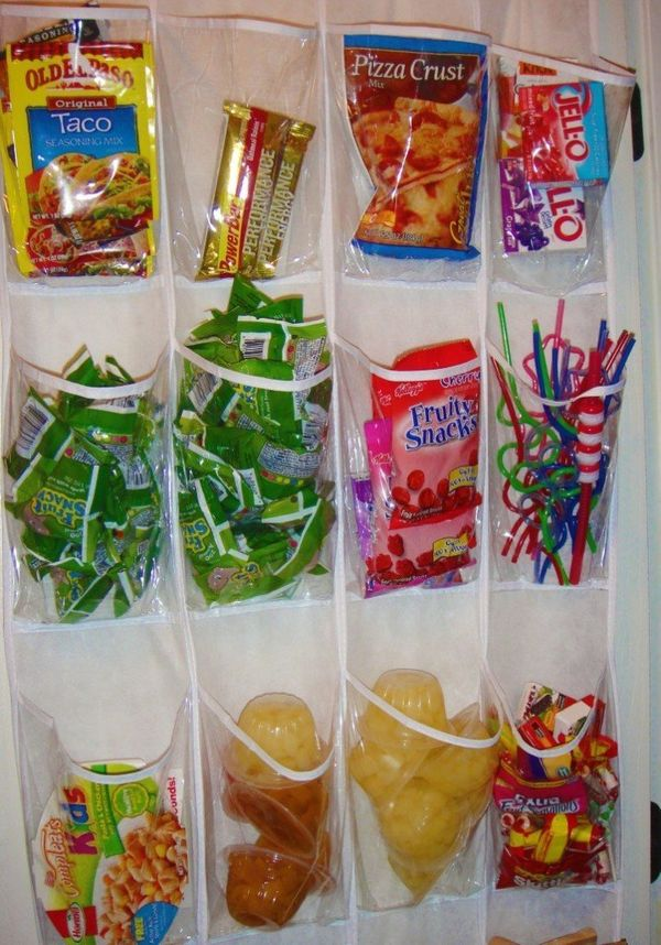"They work great <a href=""http://www.moneysavingqueen.com/couponing-101-quick-tip-for-pantry-organization/"">behind the pa"