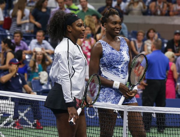 """We were able to break the [mold] and win a lot of grand slams and change the face of tennis ... when tennis was very dominat"