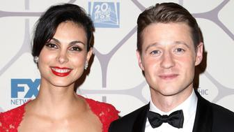 LOS ANGELES, CA - SEPTEMBER 20:  Actors Morena Baccarin and Ben McKenzie attend the 67th Primetime Emmy Awards Fox after party on September 20, 2015 in Los Angeles, California.  (Photo by Tommaso Boddi/WireImage)