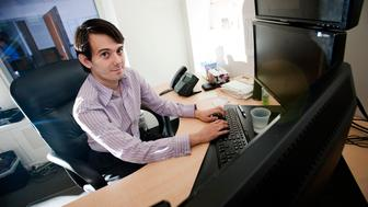 Martin Shkreli is seen in a 2011 photo.