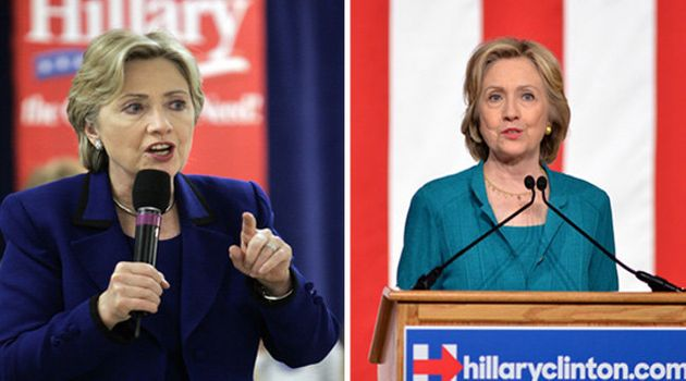 Here's How Hillary 2016 Stacks Up Against Hillary