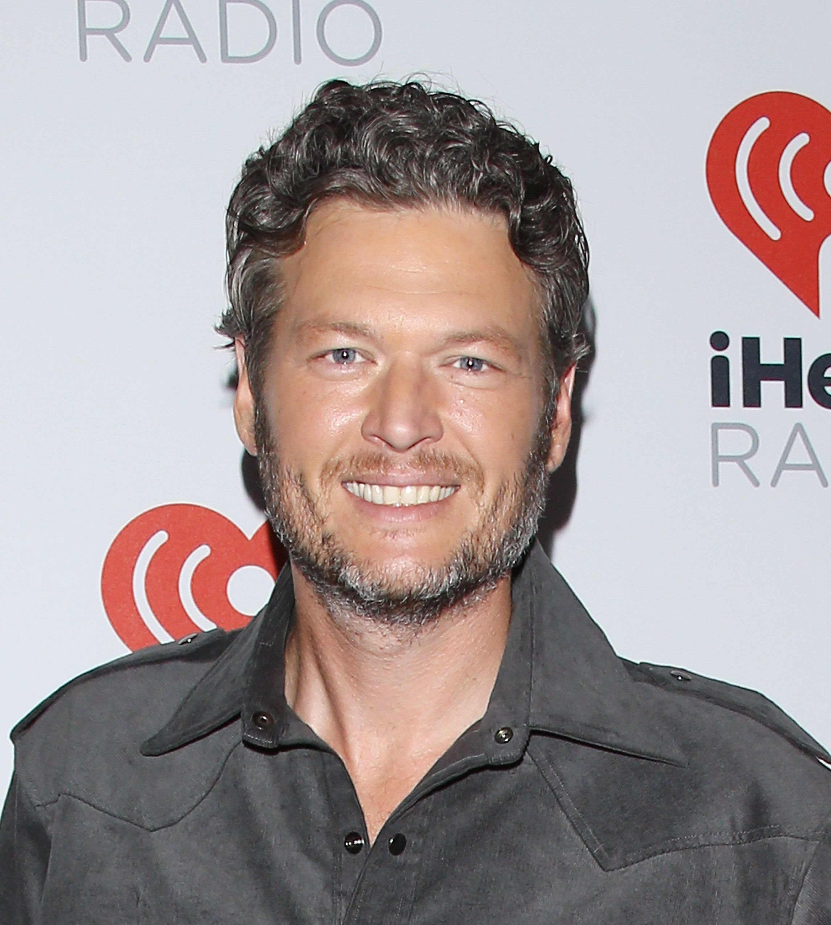 LAS VEGAS, NV - SEPTEMBER 19:  Blake Shelton attends the press room during the 2015 iHeartRadio Music Festival held at MGM Grand Arena on September 19, 2015 in Las Vegas, Nevada.  (Photo by Michael Tran/WireImage)