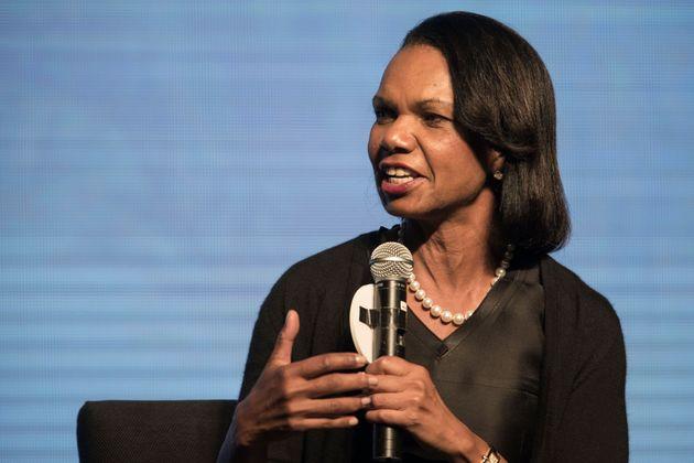 condoleezza rice says she s done with politics
