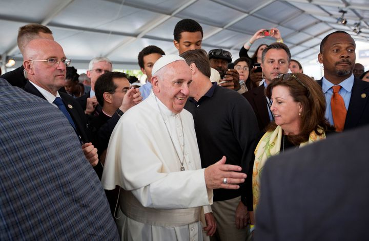 Pope Francis addressed Congress on Thursday, calling for an end to capital punishment and urgent action to fight climate chan