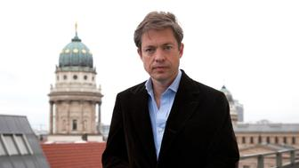 Nicolas Berggruen, billionaire investor and founder of Berggruen Holdings Inc., poses for a photograph in Berlin, Germany, on Saturday, June 16, 2012. Berggruen is the owner of Karstadt, Germany's biggest department-store chain, and also co-leads the New York-based Liberty Acquisition Holdings Corp. Photographer: Michele Tantussi/Bloomberg via Getty Images.
