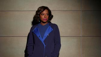 HOW TO GET AWAY WITH MURDER - ABC's 'How to Get Away with Murder' stars Viola Davis as Professor Annalise Keating. (Photo by Bob D'Amico/ABC via Getty Images)