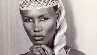 UNSPECIFIED - JANUARY 01:  Photo of Grace JONES; posed  (Photo by Gilles Petard/Redferns)