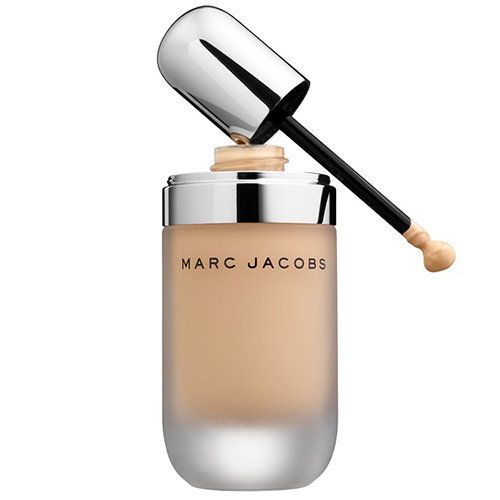 "Marc Jacobs Beauty Re(Marc)able Full Coverage Foundation Concentrate, $55, <a href=""http://www.marcjacobsbeauty.com/prod"