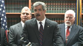 Erie County District Attorney Frank Sedita refutes claims of rape kit tampering in Patrick Kane investigation.