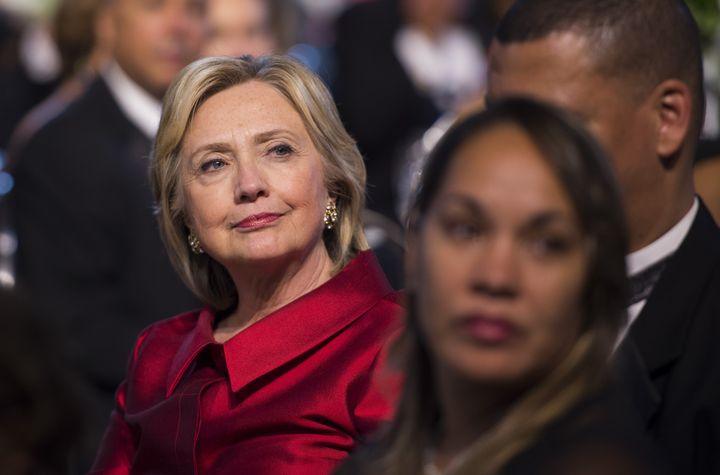 Former Secretary of State Hillary Clinton is also no stranger toa powerful job, seeking the Democratic presidential nom