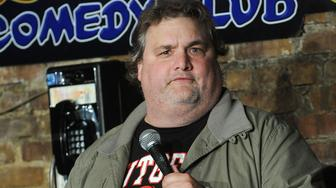 NEW BRUNSWICK, NJ - JUNE 30:  Artie Lange previews his one hour special at The Stress Factory Comedy Club on June 30, 2015 in New Brunswick, New Jersey.  (Photo by Bobby Bank/WireImage)