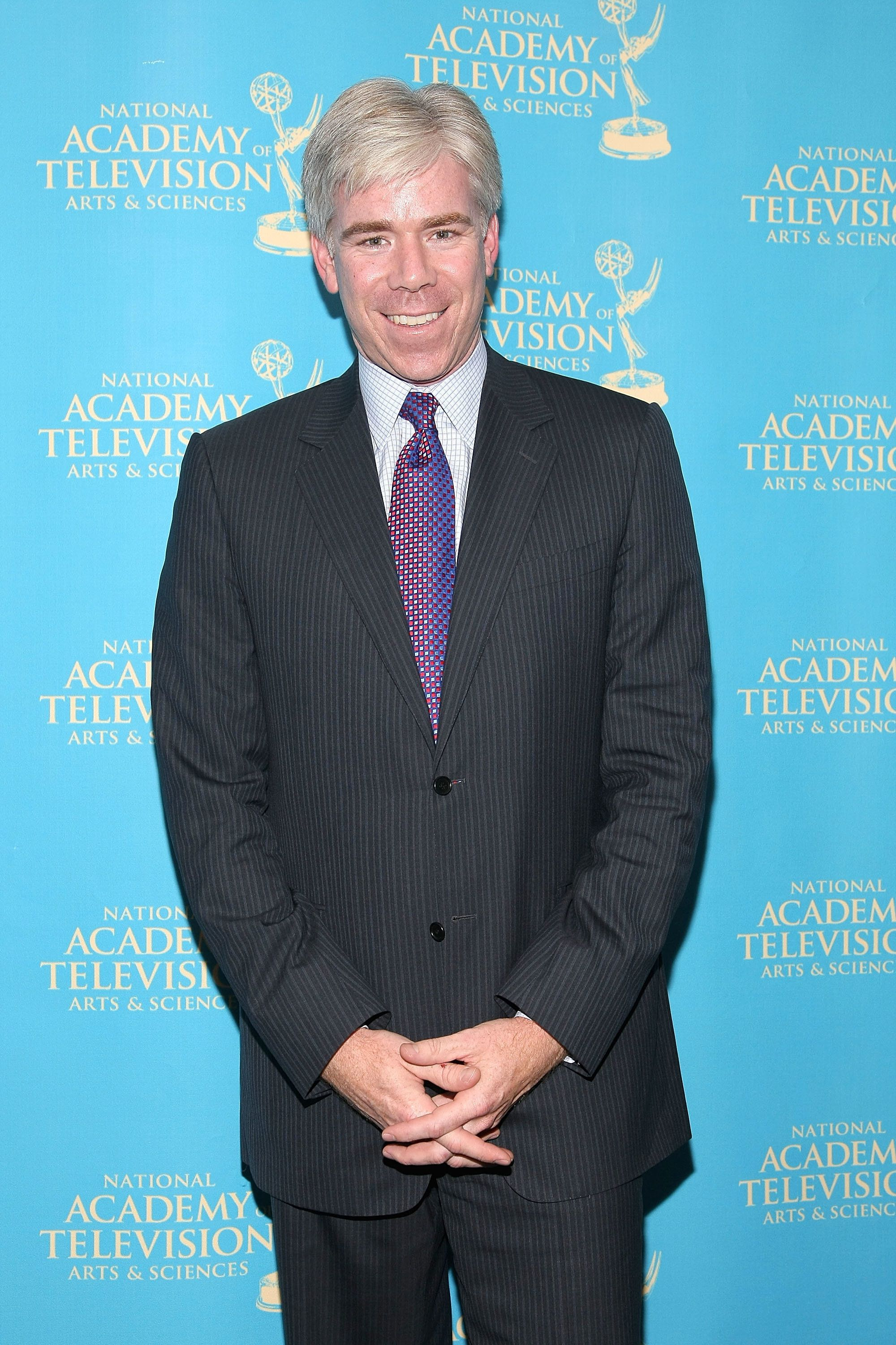 NEW YORK - SEPTEMBER 21:  News journalist and host David Gregory attends the 30th annual News & Documentary Emmy Awards at Frederick P. Rose Hall, Jazz at Lincoln Center on September 21, 2009 in New York City.  (Photo by Michael Loccisano/Getty Images)