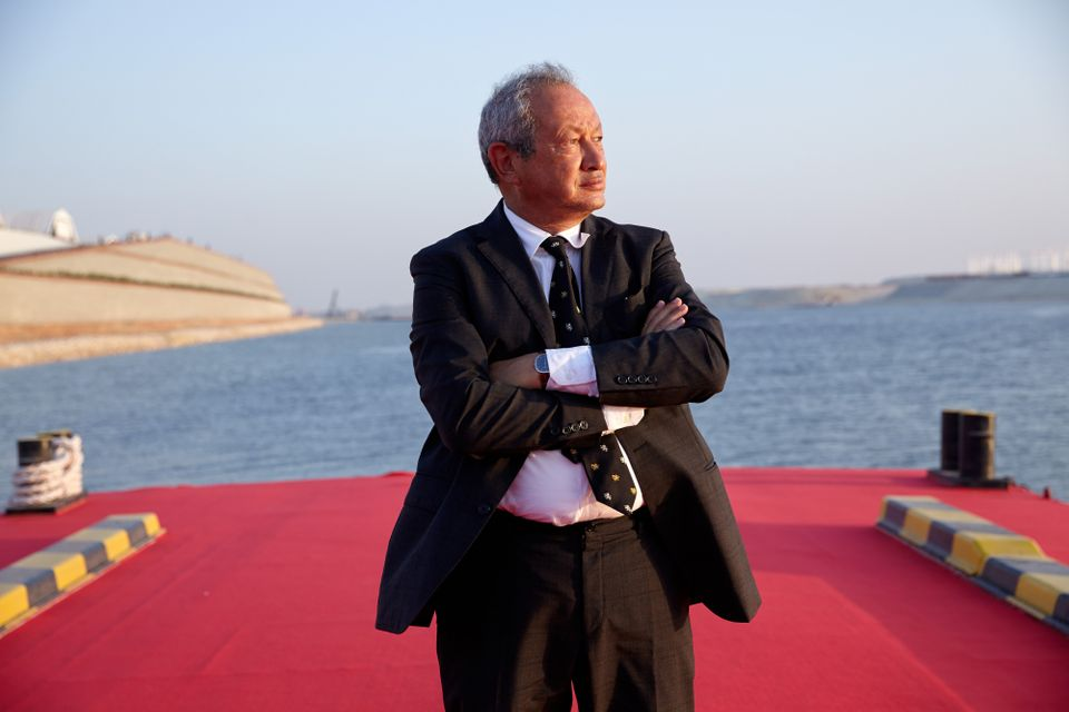 "Egyptian billionaire Naguib Sawiris proposed to <a href=""https://www.huffpost.com/entry/egyptian-billionaire-island-refugees_"