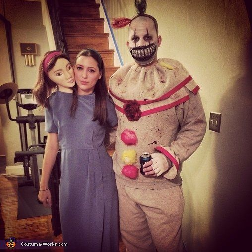 20 Couples Halloween Costumes You Won't Roll Your Eyes At | Huffington ... Quailman Doug Funnie