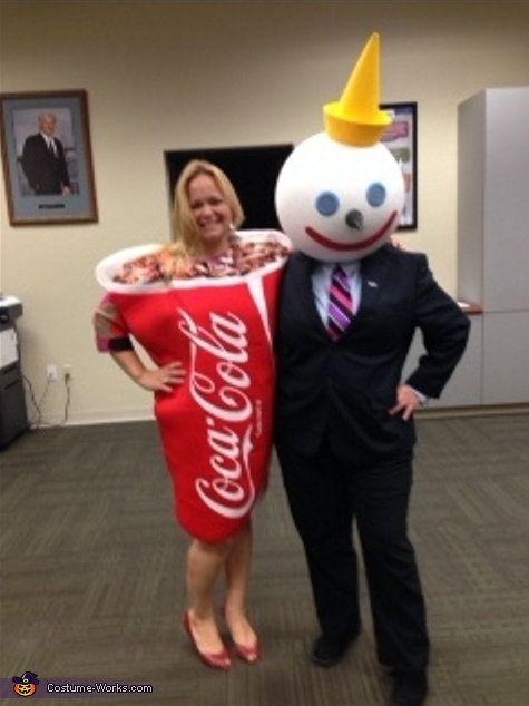 Jack And Coke Halloween Costume