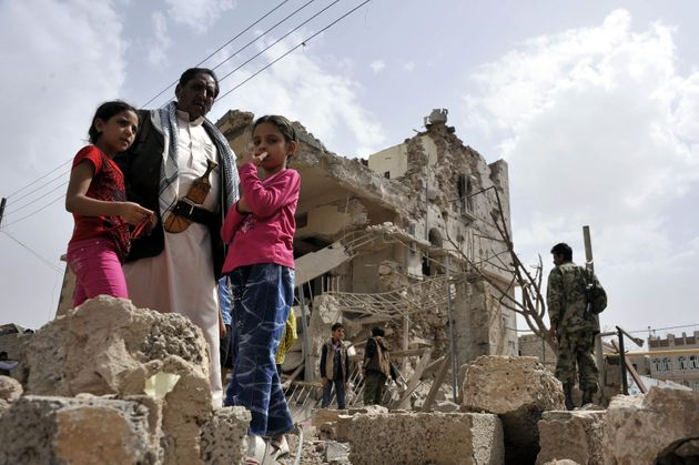 """<span class='image-component__caption' itemprop=""""caption"""">The United Nations says over 450 children have been killed in Yemen this year.</span>"""