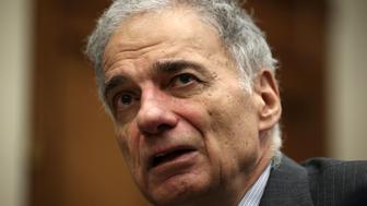 WASHINGTON, DC - JUNE 28:  Former U.S. presidential candidate Ralph Nader speaks during a discussion June 28, 2013 on Capitol Hill in Washington, DC. Rep. Maxine Waters (D-CA) held the discussion on 'A Way Forward For Housing Finance Reform: Finding Sustainable Solutions to Ensure Access, Affordability, and Taxpayer Protection Part II.'  (Photo by Alex Wong/Getty Images)