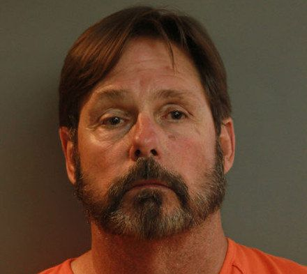 Bradley Reiter is accused of stealing a lot of grapefruits and oranges.